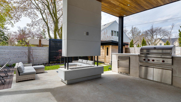 Фото из портфолио Проект 2215 Дом в г. Геленджик – фотографии дизайна интерьеров на INMYROOM