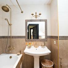 Фото из портфолио 3-ая квартира,серия П-44Т – фотографии дизайна интерьеров на INMYROOM