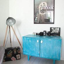 Фотография: Мебель и свет в стиле Скандинавский, Квартира, Проект недели, двухкомнатная квартира, Герой InMyRoom, Казахстан, хрущевка – фото на InMyRoom.ru