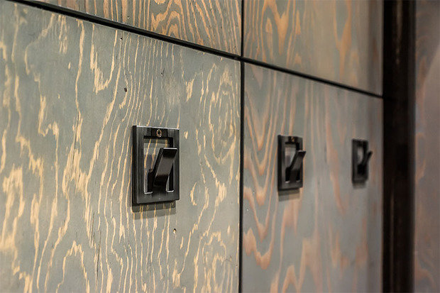 Фотография: Прочее в стиле , Интерьер комнат, Переделка, Индустриальный – фото на InMyRoom.ru