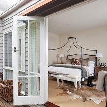 Фотография: Спальня в стиле Кантри, Дом, Австралия, Дома и квартиры – фото на InMyRoom.ru