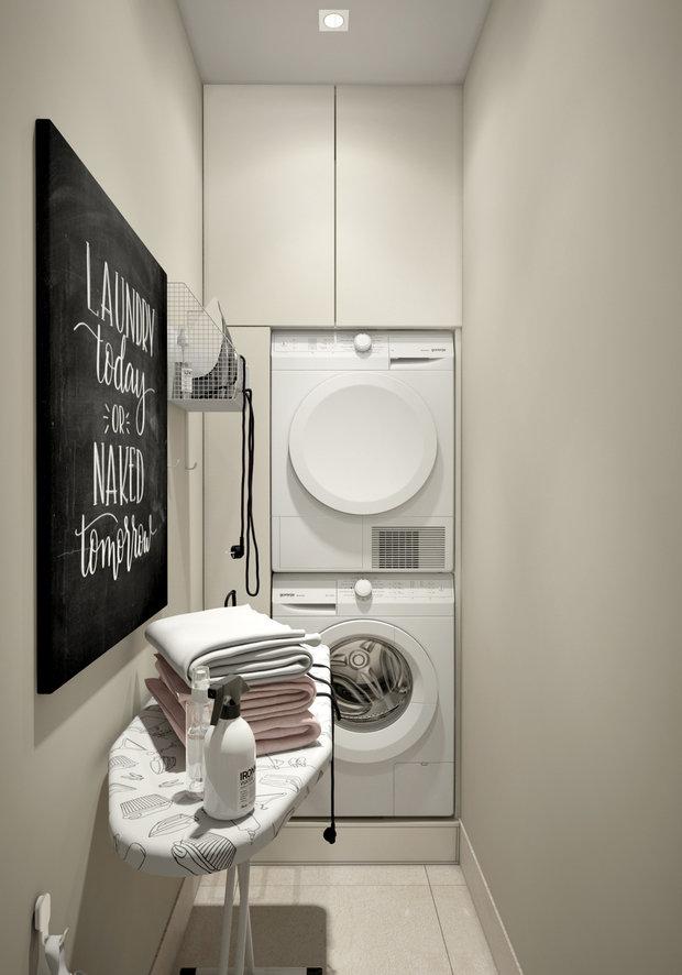 Фото из портфолио PUTILKOVO FLAT – фотографии дизайна интерьеров на INMYROOM