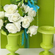 Фотография: Флористика в стиле , Декор интерьера, Дизайн интерьера, Цвет в интерьере – фото на InMyRoom.ru