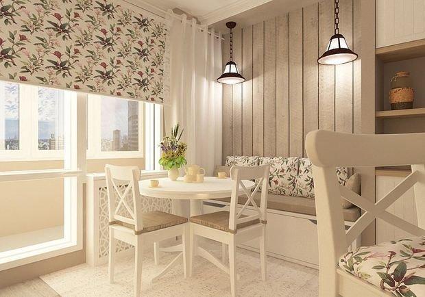Стены на кухне. дизайн