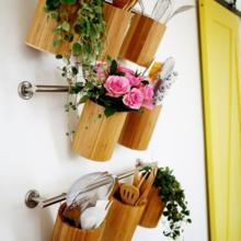 Фотография: Декор в стиле Скандинавский, Эко, Малогабаритная квартира, Советы, лайфхаки, хранение вещей, организация хранения – фото на InMyRoom.ru