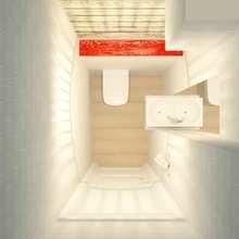 Фото из портфолио Проект квартиры, наб. Робеспьера – фотографии дизайна интерьеров на INMYROOM