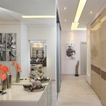 Фото из портфолио Квартира в стиле минимализм 115 кв.м. – фотографии дизайна интерьеров на InMyRoom.ru