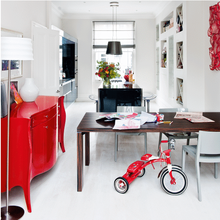 Фотография: Кухня и столовая в стиле Классический, Скандинавский, Современный, Эклектика – фото на InMyRoom.ru