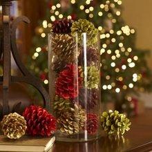 Фото из портфолио Новогодние идеи для дома  – фотографии дизайна интерьеров на INMYROOM