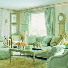 Фотография: Гостиная в стиле Кантри, Декор интерьера, Декор, Советы – фото на InMyRoom.ru