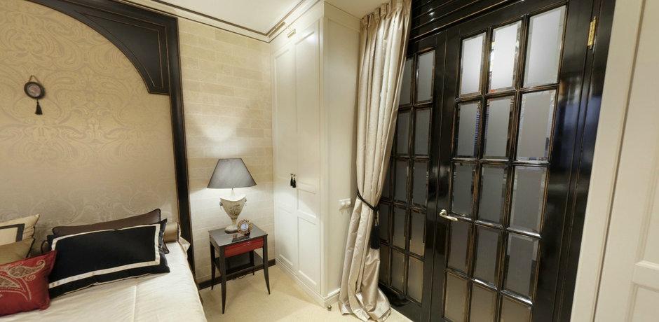 Фотография: Спальня в стиле Классический, Современный, Декор интерьера, Интерьер комнат, Проект недели – фото на InMyRoom.ru