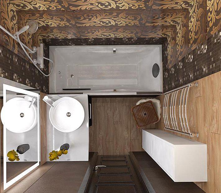 Фотография: Гостиная в стиле Современный, Классический, Эклектика, Квартира, Проект недели – фото на InMyRoom.ru
