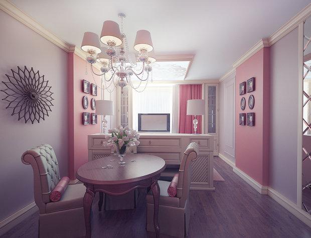 Фотография: Гостиная в стиле , Интерьер комнат – фото на InMyRoom.ru