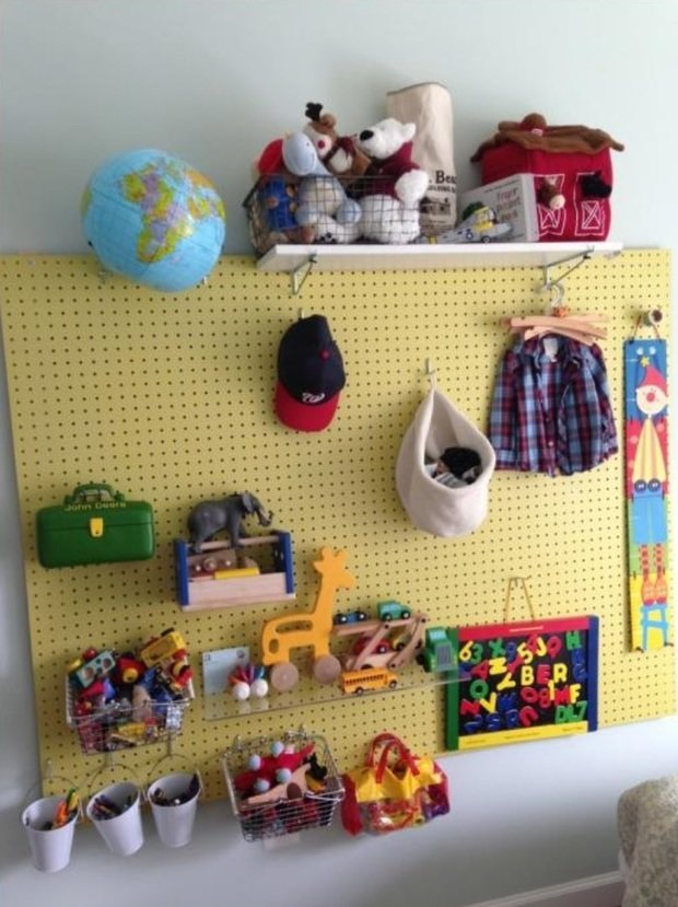 Фотография:  в стиле , Советы, идеи для детской, DIY-идеи для дачи, лайфхаки, лайфхаки для детской – фото на InMyRoom.ru