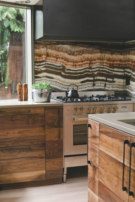 Фотография: Кухня и столовая в стиле Эко,  – фото на INMYROOM