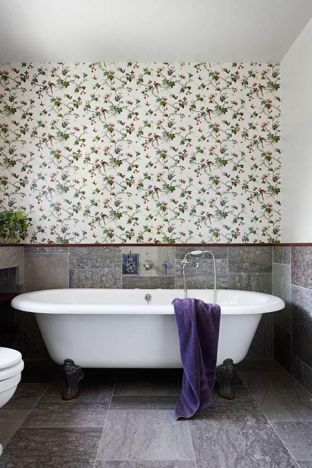 Фотография: Ванная в стиле Прованс и Кантри, Декор интерьера, Дом, Дом и дача – фото на InMyRoom.ru