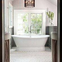 Фото из портфолио Нравится! Ванные комнаты. – фотографии дизайна интерьеров на INMYROOM