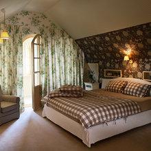 Фотография: Спальня в стиле Кантри, Декор интерьера, Дом, Flos, Дома и квартиры, IKEA, Проект недели, Дача – фото на InMyRoom.ru