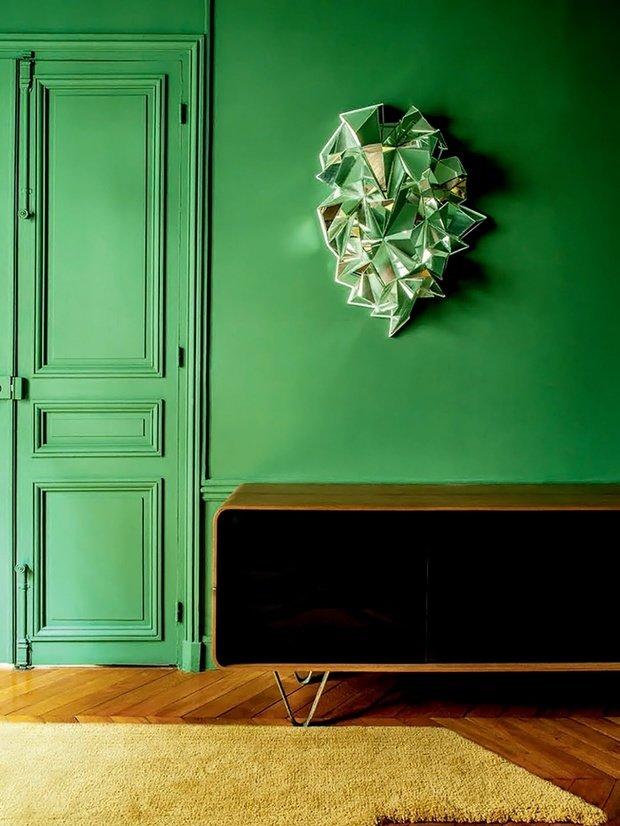 Фотография: Декор в стиле Современный, Эклектика, Декор интерьера, Дизайн интерьера, Цвет в интерьере – фото на InMyRoom.ru