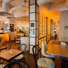 """Фото из портфолио  """"Счастье"""" кафе-кондитерская на Невском проспекте – фотографии дизайна интерьеров на InMyRoom.ru"""