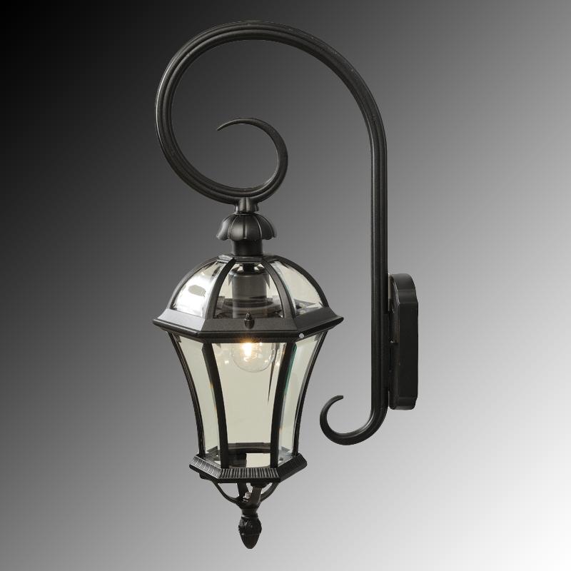 Фото #1: Уличный настенный светильник mw-Light сандра
