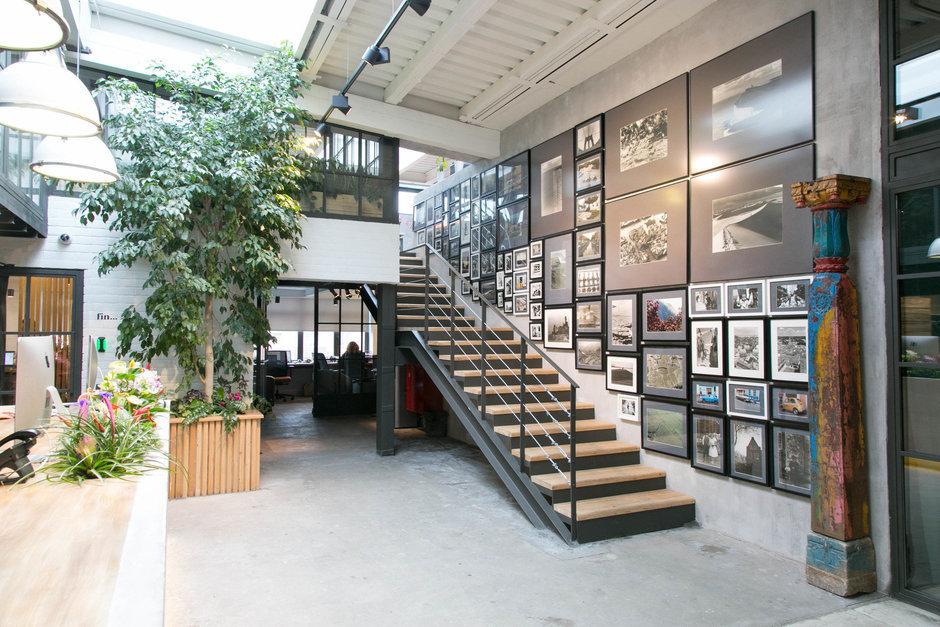 Фотография: Прихожая в стиле Лофт, Декор интерьера, Офисное пространство, Декор дома – фото на InMyRoom.ru