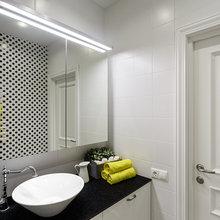 Фото из портфолио Квартира площадью 60 м2 на улице Новая – фотографии дизайна интерьеров на InMyRoom.ru