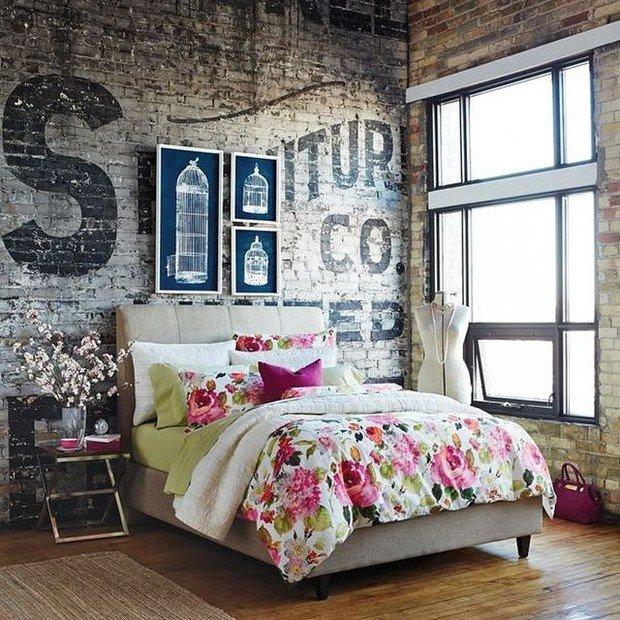 Фотография: Спальня в стиле Прованс и Кантри, Декор интерьера, Малогабаритная квартира, Советы – фото на InMyRoom.ru