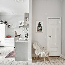 Фото из портфолио  Шведский интерьер – уютная опрятность – фотографии дизайна интерьеров на INMYROOM