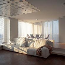 Фото из портфолио Гостиная – фотографии дизайна интерьеров на InMyRoom.ru