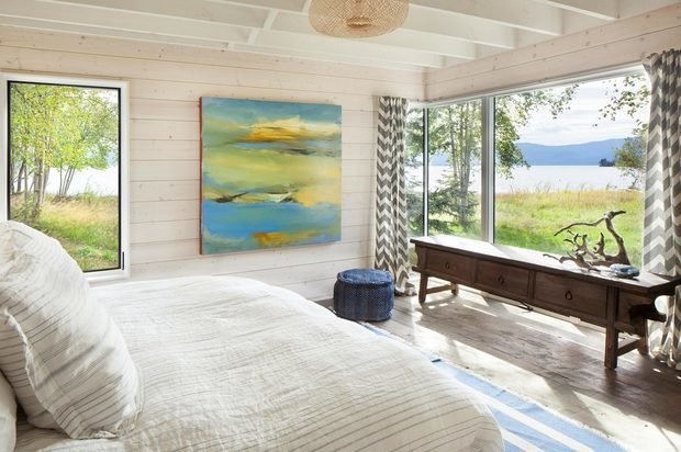 Фотография: Спальня в стиле Прованс и Кантри, Декор интерьера, Дом, США, Дача, Коричневый – фото на InMyRoom.ru