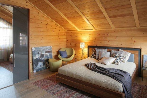 Фотография: Спальня в стиле Минимализм, Эко, Советы – фото на INMYROOM