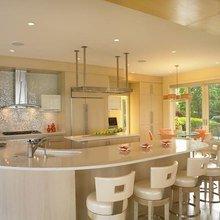 Фото из портфолио кухня-столовая – фотографии дизайна интерьеров на InMyRoom.ru