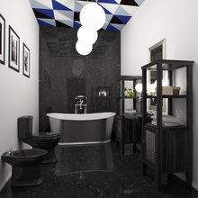 Фото из портфолио эскизы – фотографии дизайна интерьеров на INMYROOM