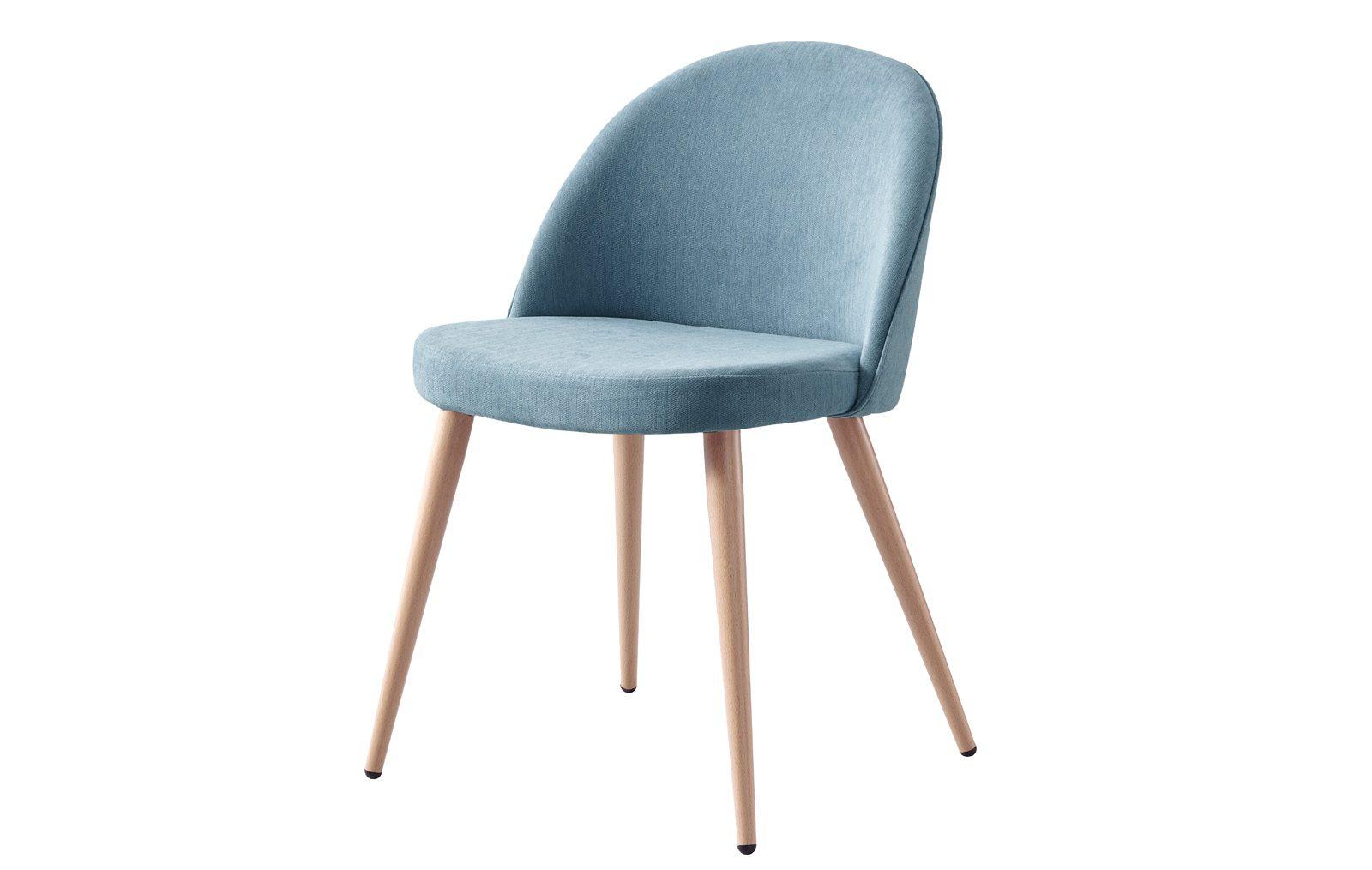 Купить Голубой стул томас с мягким сидением, inmyroom, Китай
