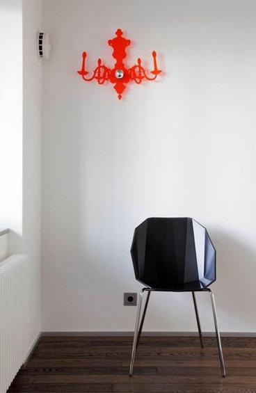 Фотография:  в стиле , Лофт, Квартира, Дома и квартиры, Минимализм, Градиз – фото на InMyRoom.ru