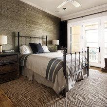 Фотография: Спальня в стиле Кантри, Современный, Классический, Дом, Дома и квартиры, Шебби-шик, Индустриальный, Техас – фото на InMyRoom.ru