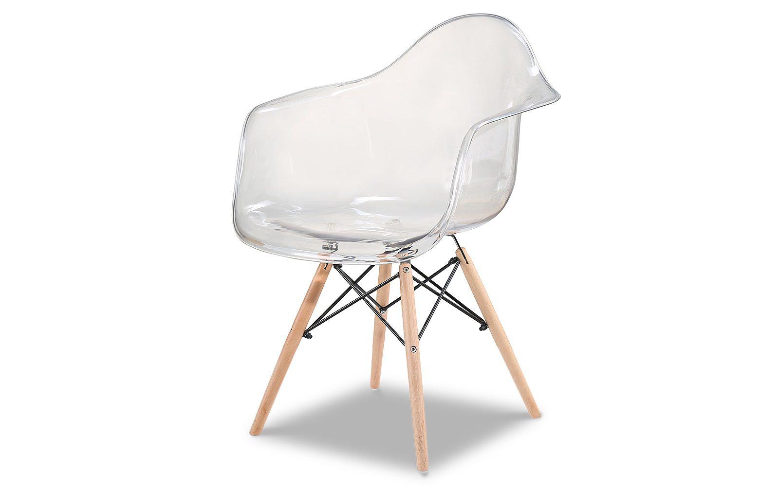 Купить Стул-кресло с прозрачным сидением, inmyroom, Китай