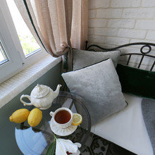 Фотография: Балкон в стиле Кантри, Советы, Гид – фото на InMyRoom.ru