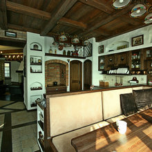 Фото из портфолио Дом в стиле шале – фотографии дизайна интерьеров на InMyRoom.ru