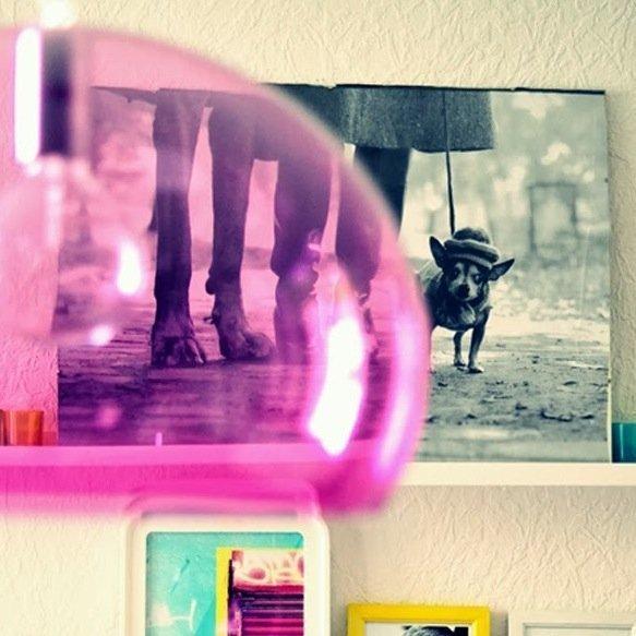 Фотография: Мебель и свет в стиле Современный, Декор интерьера, Освещение, Ferruccio Laviani, Светильники – фото на InMyRoom.ru