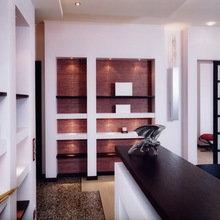 Фото из портфолио Квартира в стиле Фьюжн 180 кв.м. – фотографии дизайна интерьеров на INMYROOM