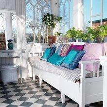 Фотография: Балкон, Терраса в стиле Кантри, Декор интерьера, Декор дома – фото на InMyRoom.ru