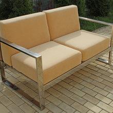 Фото из портфолио Мебель из нержавейки – фотографии дизайна интерьеров на InMyRoom.ru