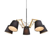 Подвесная люстра Arte Lamp Pinoccio  в стиле лофт