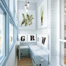 Фото из портфолио Дизайн небольшой квартиры для девушки от INT2 – фотографии дизайна интерьеров на INMYROOM