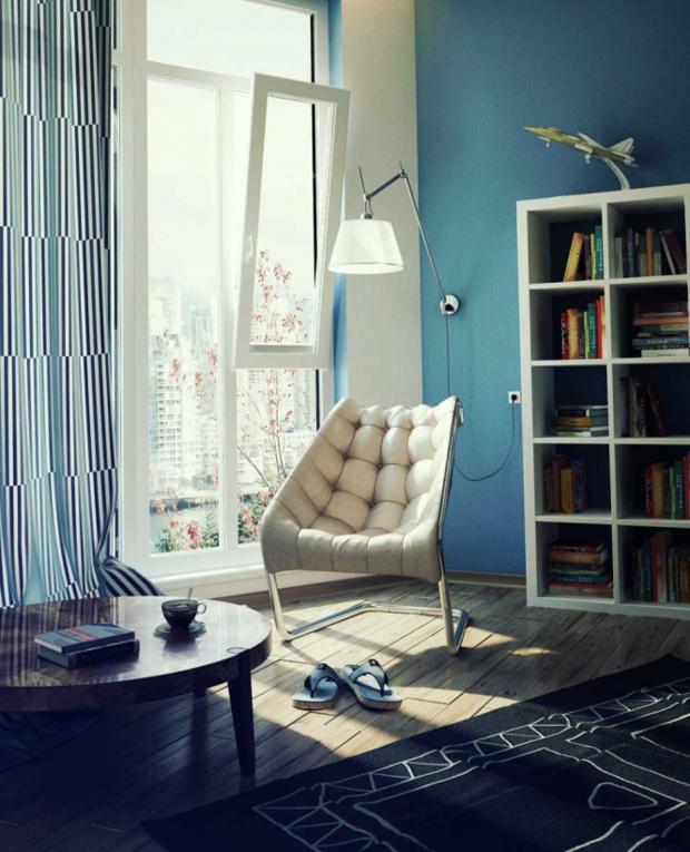 Фотография: Декор в стиле Классический, Современный, Эклектика, Стиль жизни, Советы, Торшер – фото на InMyRoom.ru