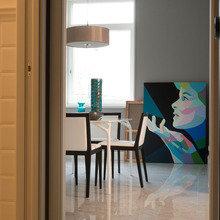 Фотография: Кухня и столовая в стиле Современный, Квартира, Декор, Проект недели – фото на InMyRoom.ru