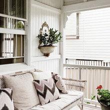 Фотография: Балкон в стиле Кантри, Декор интерьера, Дом, Австралия, Дом и дача – фото на InMyRoom.ru