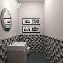 Фото из портфолио Таунхаус в п Рижский квартал – фотографии дизайна интерьеров на INMYROOM